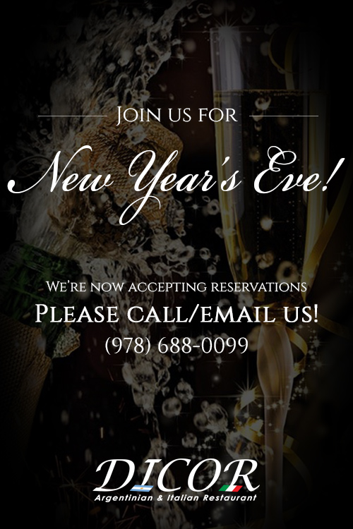 new years eve restaurant
